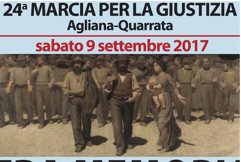 24ª Marcia per la Giustizia Agliana - Quarrata